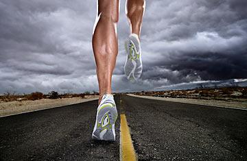 Løb krop sportsmassage