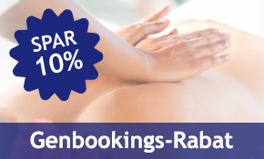 massage Genbookings rabat