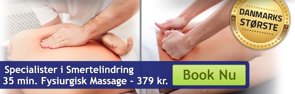 Fysiurgisk massage København