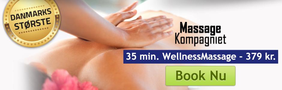 Wellness Massage København